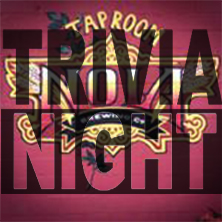 Wednesday Trivia Night!