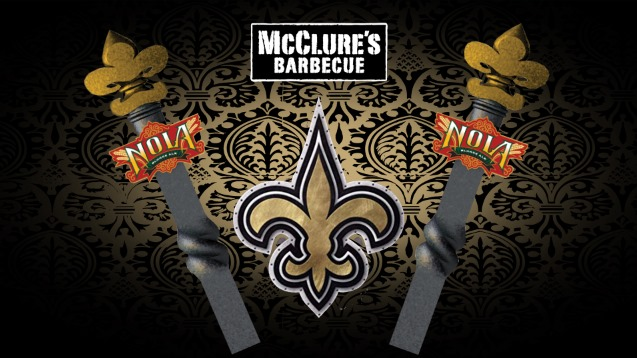 Saints v Buccaneers Watch Party!